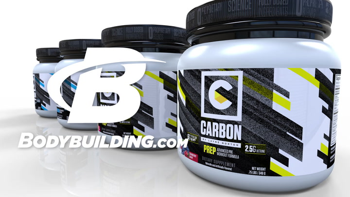 Carbon by Layne Norton Now Available On Bodybuilding.com
