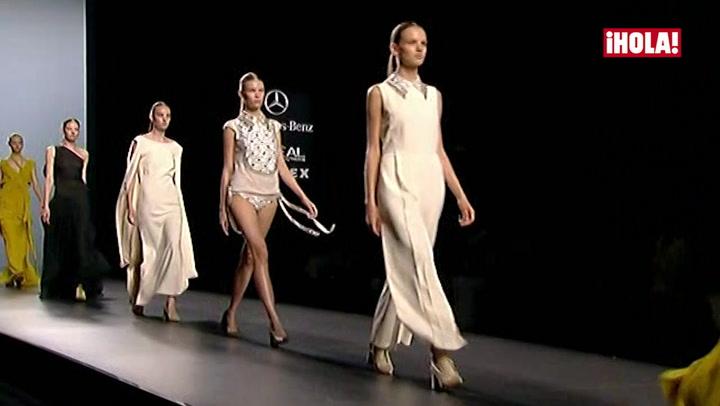 Fashion Week Madrid primavera-verano 2016: Teresa Helbig