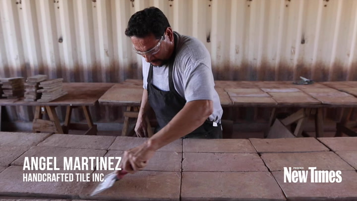 Meet The Business That Brought Handmade Mexican Tile To Phoenix