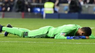 Keylor Navas y los errores que lo mantienen en el filo de la navaja en Real Madrid