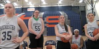 Rochester Girls Basketball Piece