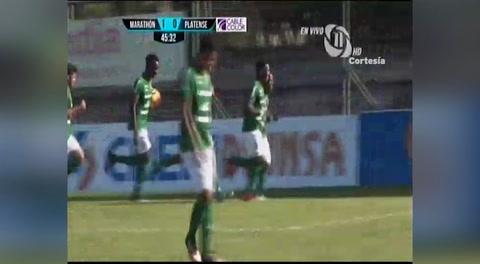 Marathón 2-0 Platense (Liga Nacional 2018)
