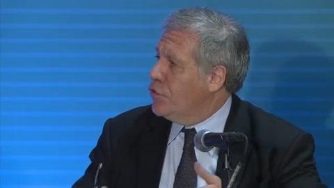 OEA acusada de debilitar lucha contra la corrupción en Honduras