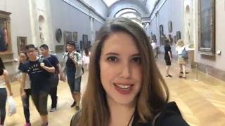 Rincón en París: Conociendo el Louvre
