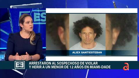 Arrestaron  al sospechoso de secuestrar, violar y disparar a un niño de 12 años