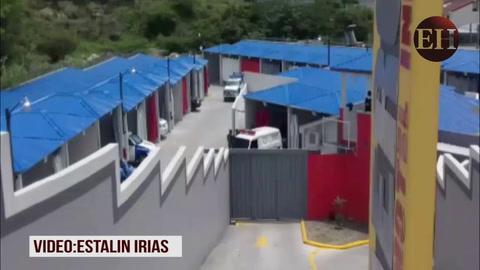 Levantan cadáver de hombre muerto en motel de Toncontín