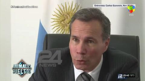 Animales Sueltos mostró una reveladora entrevista a Nisman en 2013