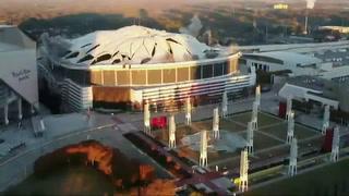 Impresionante: Demuelen icónico estadio Georgia Dome en Atlanta