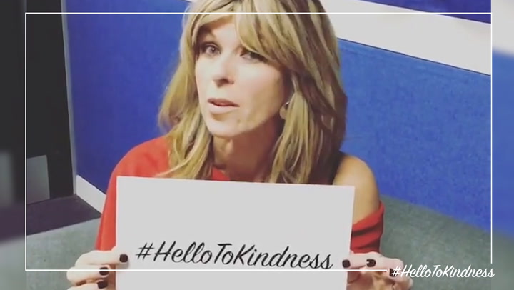 HELLO! to Kindness: Kate Garaway