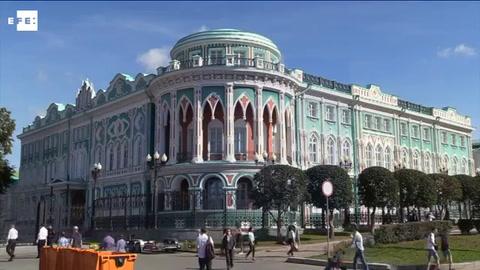 Yekaterimburgo, la última frontera del Mundial de Rusia
