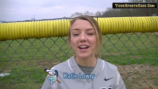 Lowry on Her Two-Hit Day