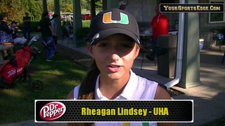 Lindsey Says Lessons Learned at Region