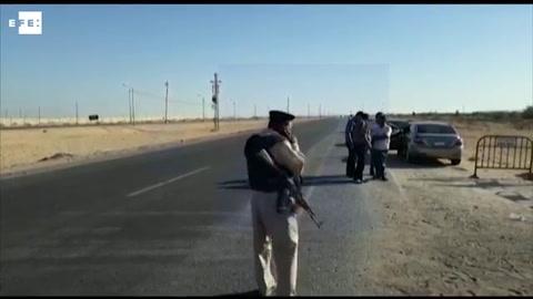 Ascienden a 28 los muertos por tiroteo contra autobús de cristianos coptos en Egipto