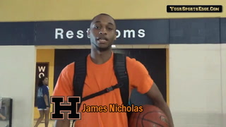 Hoptown's Nicholas on Returning From Injury
