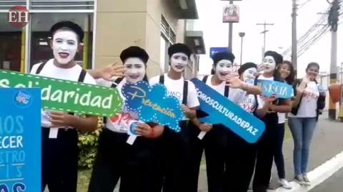Tegucigalpa: Lanzan Campaña