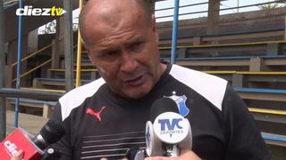 Wilmer Cruz pide el estadio Nacional lleno para apoyar a Santiago Vergara