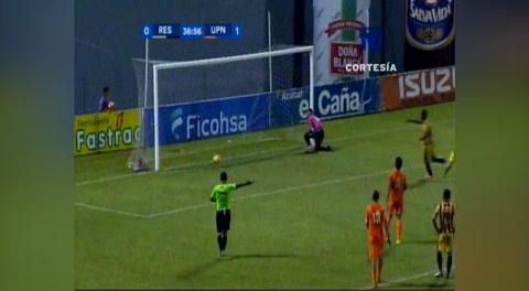 UPN 3-2 Real España (Liga Nacional 2017)