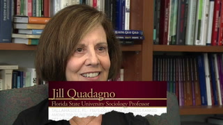 Quadagno elected member of prestigious Institute of Medicine
