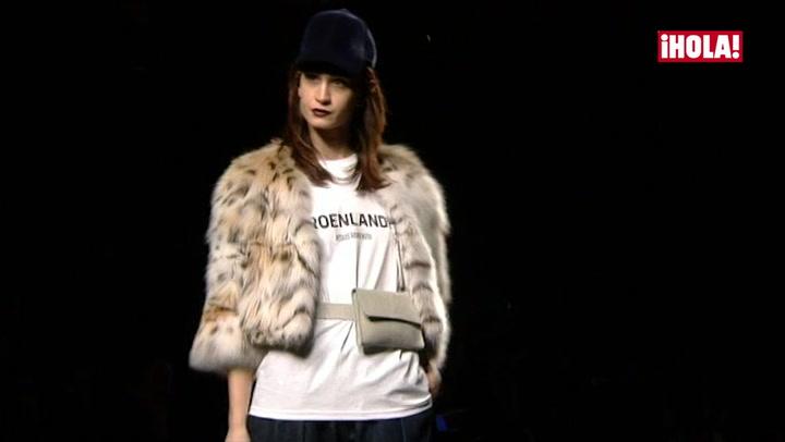 Fashion Week Madrid otoño-invierno 2017-2018: Jesús Lorenzo