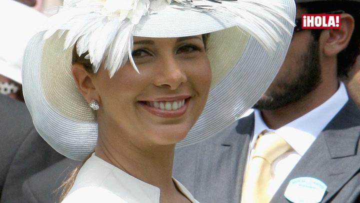 Así es Haya, la princesa jordana en la corte de Dubai