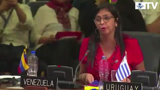 Venezuela reparte críticas en asamblea de OEA
