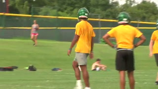VIDEO: Steve Hancock Catholic Football Preview