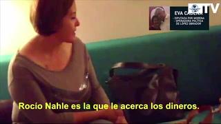 Eva Cadena implica a Rocío Nahle en 'recaudación'