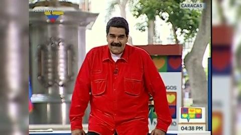 Maduro promueve la Constituyente con versión de