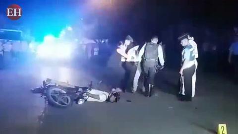 De varios impactos de bala asesinan a un hombre en Choluteca