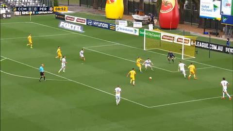 VIDEO: O'Donovan strikes it lucky on debut