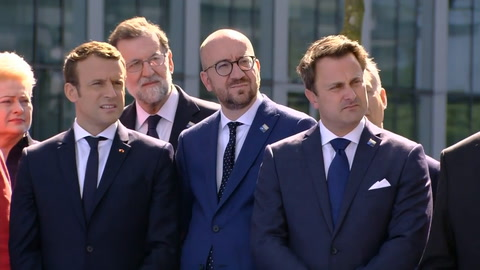 Trump marca prioridades para la OTAN sin tranquilizar a socios