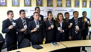 Árbitros hondureños entre los mejores pagados de Centroamérica