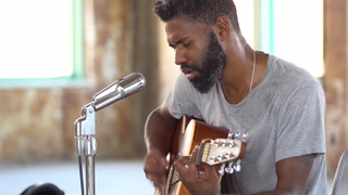 Musician Kirk Thurmond Performs at 508 Park