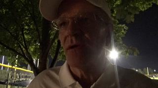 Ken Leonard After Loss to Glenwood