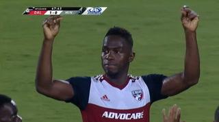 Gracias al VAR Maynor Figueroa le conceden gol en la MLS