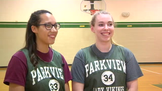 Parkview Girls ready for 2 a.m. tipoff vs. Neosho