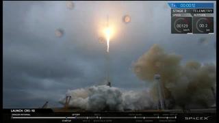 Space X despega en segundo intento desde Florida