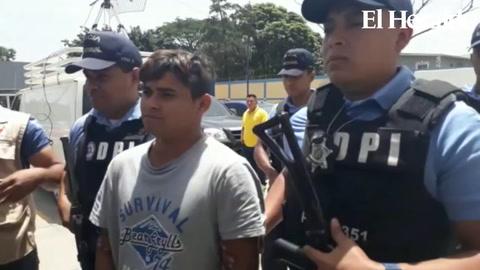 Capturan a presunto asesino de menor en Tegucigalpa