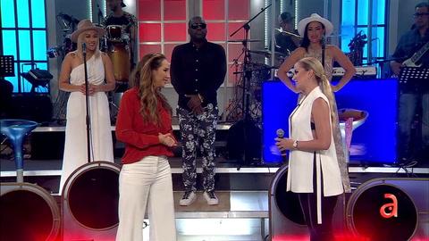 La cantante Janemar en TN3