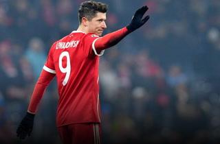 Lewandowski rompe con su representante y lo vinculan en el Real Madrid