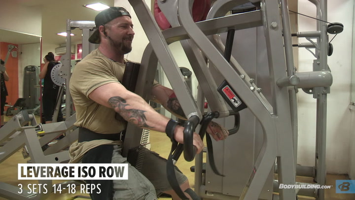 Day 11 | Back Workout | Kris Gethin's 12-Week Muscle-Building Trainer