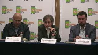 Periodistas y activistas condenan presunto espionaje del Gobierno