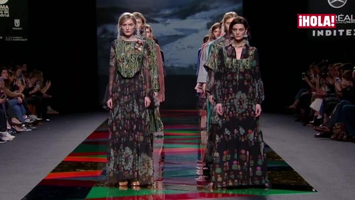 Fashion Week Madrid otoño-invierno 2017-2018: Ailanto