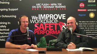 Workplace Safety Show – Ep. 11 – Bridging the Gap Between 70E Non-Compliance and Your Arc Flash Study