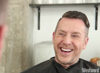 Behind the Shears: Gelling With Best Hair Winner Chris Parente