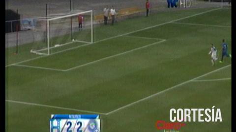 Honduras empató 2-2 con El Salvador en un amistoso jugado en EE UU