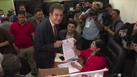 Oposición hondureña pide anular resultados electorales