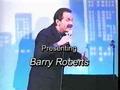 Barry Roberts- Speaker