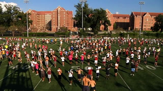 Marching Chiefs Get Swabbed to See If They Can Be the Match