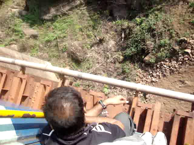 Araku Valley Videos-Train Journey